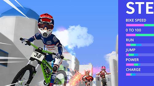 Downhill masters Screenshot