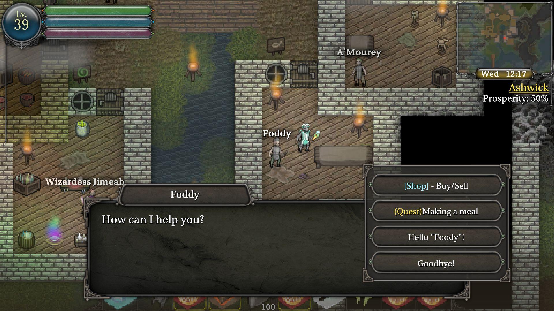 9th Dawn III RPG capture d'écran 1
