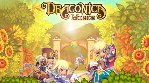 Line: Dragonica mobile Screenshot