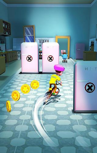Arcades Golmaal junior pour smartphone