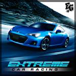 Extreme car racing Symbol