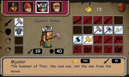 RPG-Spiele: Lade Melodie des Schwertes auf dein Handy herunter