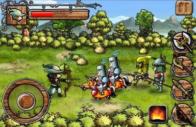 Screenshot Robin Hood: Die Legende von Sherwood auf dem iPhone