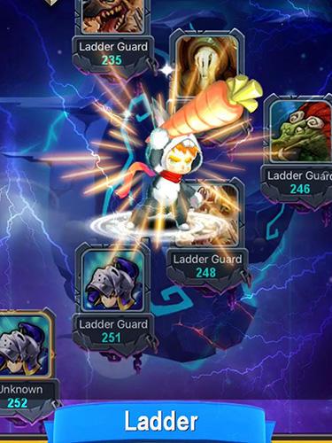 Arcade Infinite demons für das Smartphone