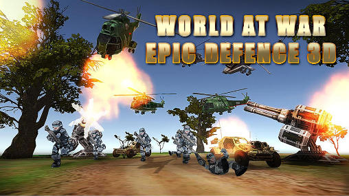 World at war: Epic defence 3D скріншот 1