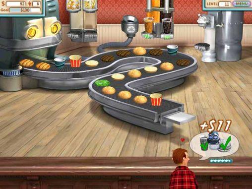 Burger shop скріншот 1