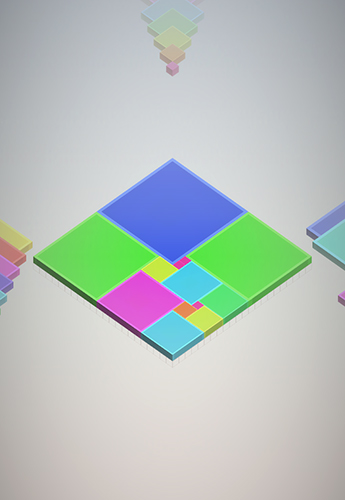 Isometric squared squares скриншот 1