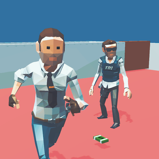 Impossible heist 3D - Cop escape and sneaking icon