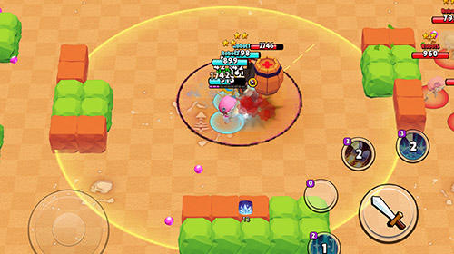 Tiny heroes: Magic clash for Android