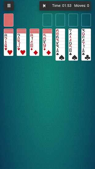 Solitaire kingdom: 18 games for Android
