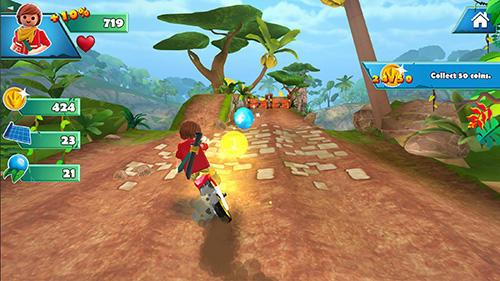Playmobil: The explorers Screenshot