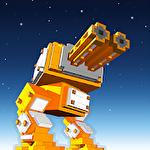Robots war online ícone