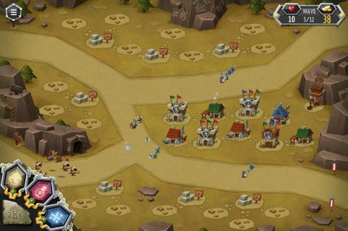 Tower dwellers: Gold screenshot 4