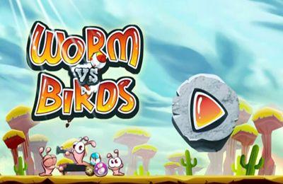 logo Würmer gegen Vögel