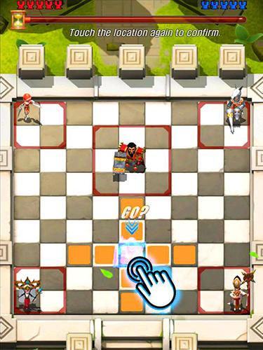 Onlinespiele Flip and clash für das Smartphone