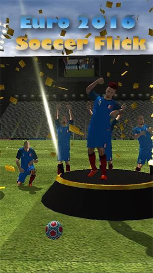 Euro 2016: Soccer flick Screenshot