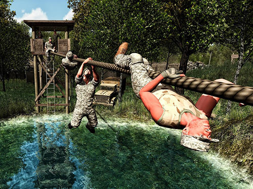 Survival military training für Android