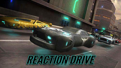 logo Reaction Drive