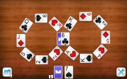 Tripeaks solitaire скриншот 4