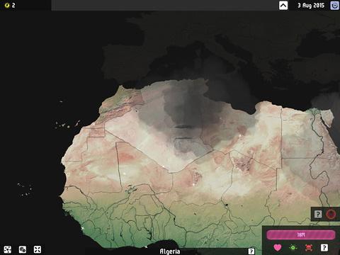 Universe Pandemic: Erdplage für iPhone