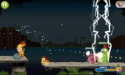 Chicken boy Screenshot