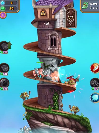 Tower knights für Android