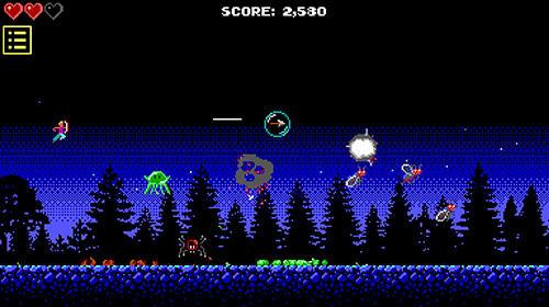 Pixel 16-bit epic archer auf Deutsch