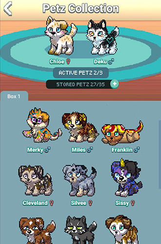 Pixel petz screenshot 3