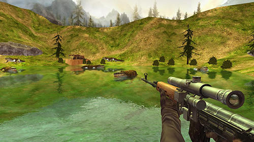 Deer hunting 2018 for Android