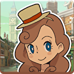 Layton's mystery journey: Katrielle and the millionaires' conspiracy icône