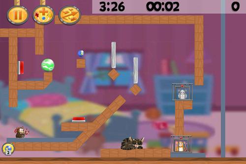 Screenshot Hamsterangriff! auf dem iPhone