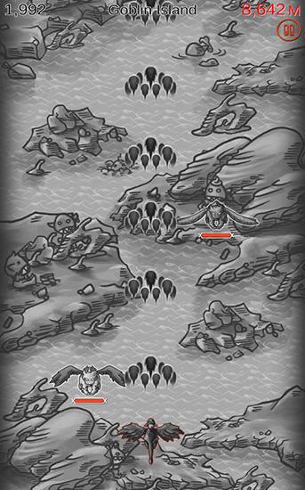 RPG A dark dragon AD für das Smartphone