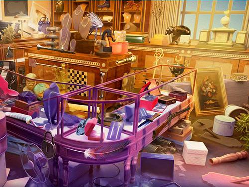Hidden objects: Crime scene clean up game screenshot 4
