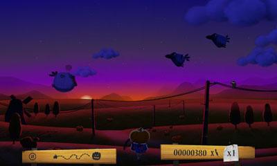 Shoot the Birds captura de pantalla 1