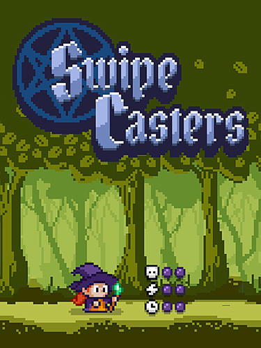Swipe casters Screenshot