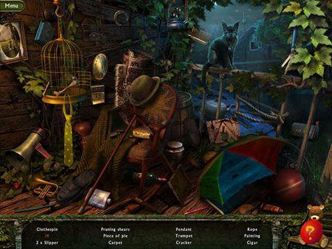 Questspiele aus der ersten Person Weird park 2: Scary tales auf Deutsch
