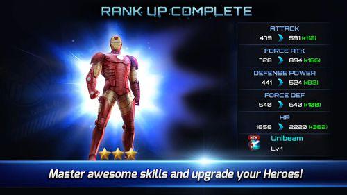 Marvel: Kampf der Zukunft für iPhone