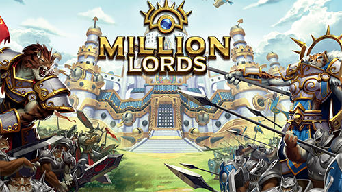 скріншот Million lords: Real time strategy