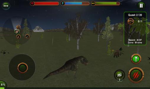 Dinosaur revenge 3D für Android