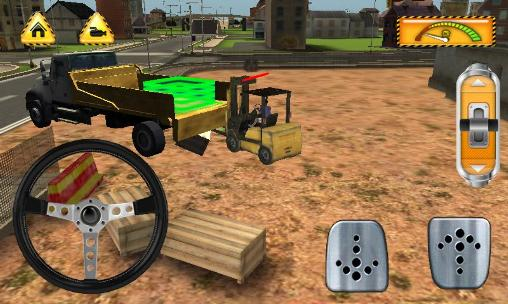 Construction: Trucker 3D sim for Android