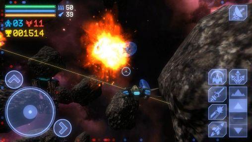 The battle of Almaak screenshot 1