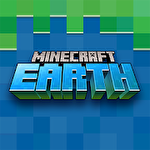 лого Minecraft Earth