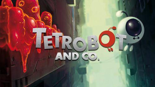логотип Тетробот и компания