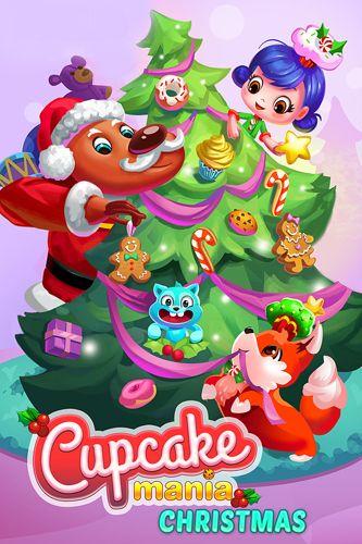 логотип Охота на кексы: Рождество