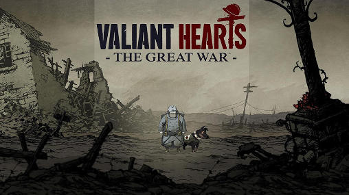 Valiant hearts: The great war capture d'écran 1