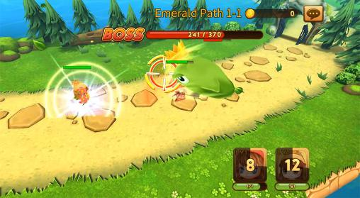 Tales of brave für Android