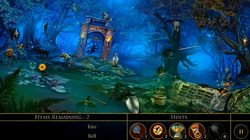 Ominous tales: The forsaken isle. Hidden object mystery finder für Android