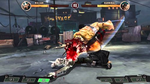 Fighting games: download Zombie: Deathmatch to your phone
