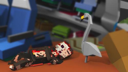 Arcade-Spiele Deadland: Fate of survivor für das Smartphone
