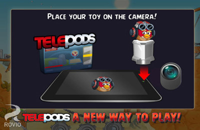 d'arcade: téléchargez Angry Birds: Guerre des Etoiles 2 sur votre téléphone